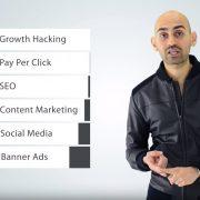 Neil Patel - Digitale marketing trends voor 2019