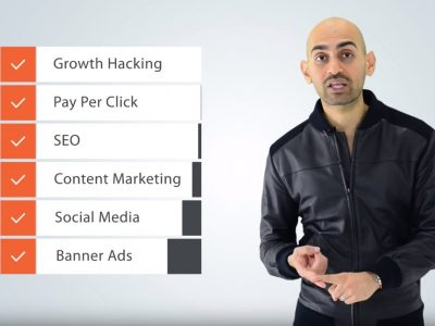 Neil Patel - Digitale marketing trends voor 2019