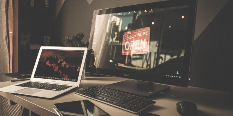 Desktop kiezen